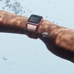Pour quel sport doit-on utiliser la montre connectée ?